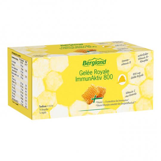 Gelée Royale ImmunAktiv 800, 14 Ampullen