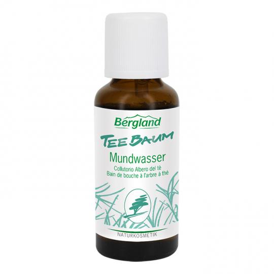 Teebaum Mundwasser